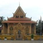 Pagoda in Battambang