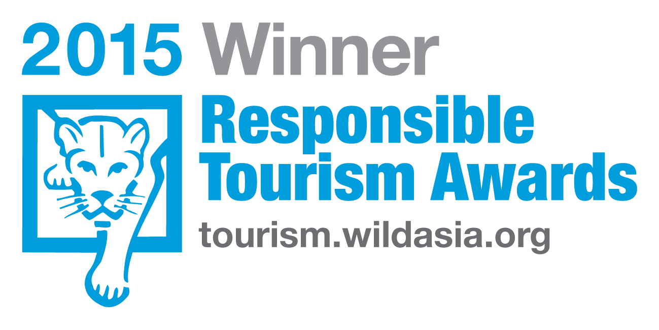 Winner: Wild Asia Responsible Tourism 2015