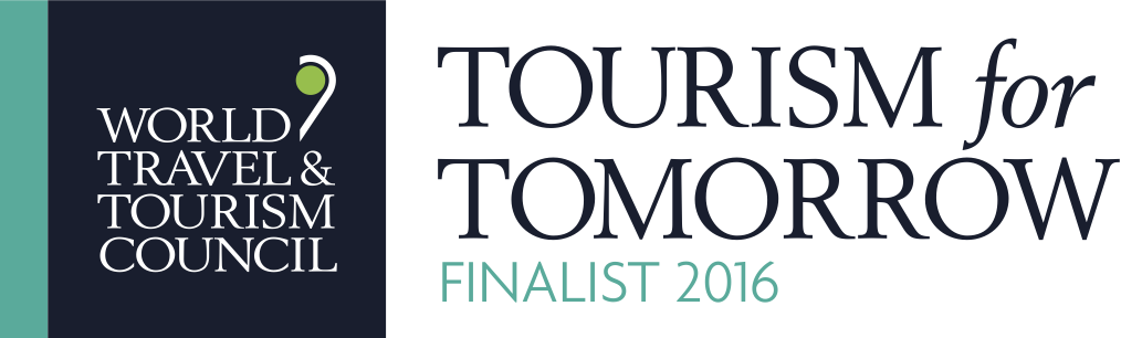 Finalist: WTTC Tourism for Tomorrow 2016
